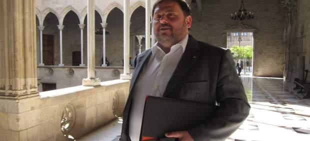 """Urkullu ve en prisión a Junqueras en una visita """"privada de razón, fundamentalmente, humanitaria"""""""