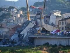Italia retirará la concesión a la empresa que gestiona el puente de Génova