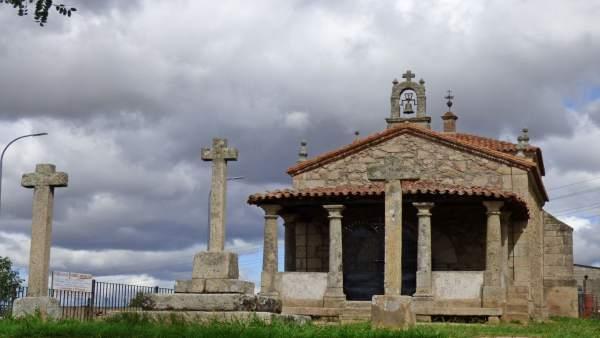 Ermita del Cristo de Montehermoso