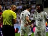 Marcelo y Bale, en la Supercopa de Europa frente al Atlético de Madrid.