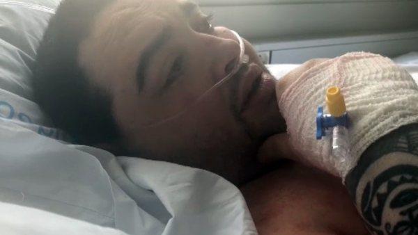 Teófilo recibirá tratamiento en el Hospital de Manises