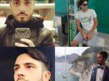 Cuatro víctimas del puente Morandi