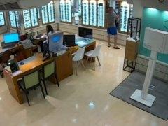 Publican el vídeo del robo de las gafas de Ángel Boza, miembro de La Manada