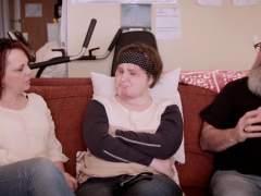 Una chica de 21 años,la más joven del mundo en recibir un trasplante de cara