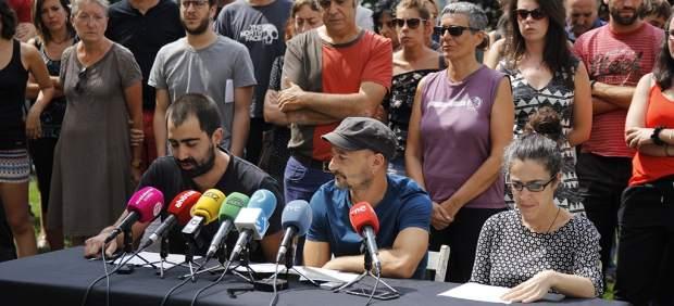 """Colectivos del Casco Viejo de Pamplona se oponen al """"desalojo violento"""" del 'Gaztetxe Maravillas'"""