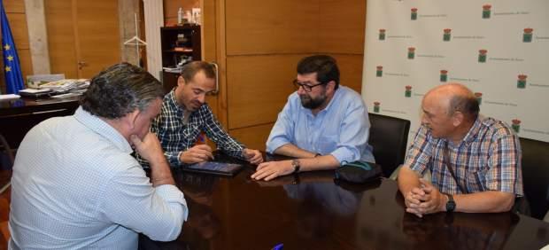 Firmado el convenio de subvención nominativa de Cáritas correspondiente a 2018