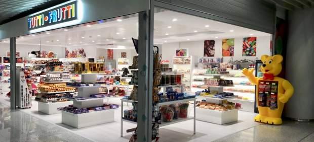 Tutti Frutti abre su tercera tienda en el Aeropuerto de Palma