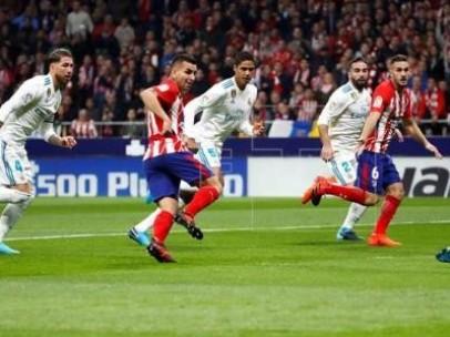 Real Madrid vs Atlético de Madrid