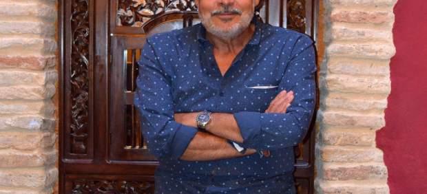 El actor Carlos Iglesias estrena en Tarazona 'Hermanas', su debut como director de cortometrajes
