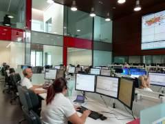 Centro de Coordinación de Emergencias del 112