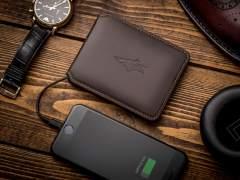 Llega la cartera con wifi que carga tu teléfono móvil