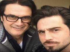 David Bustamante 'rompe' digitalmente con Poty