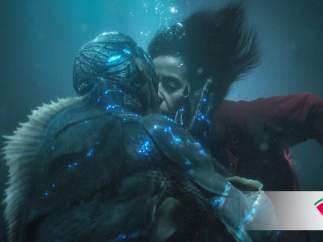 Imagen de la película La Forma del Agua