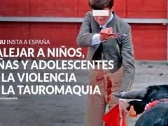 Chinchón suspende un encierro para menores tras una denuncia de PACMA