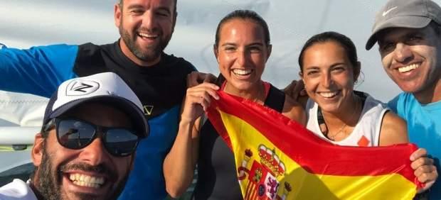 María y Pilar Caba, las campeonas del mundo de vela que se retiran para centrarse en sus estudios
