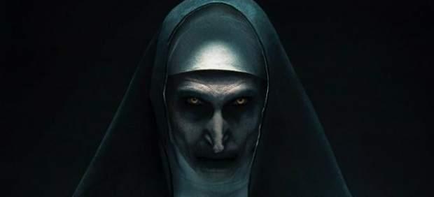 Retiran de Youtube un anuncio de la película 'La monja' por provocar sustos