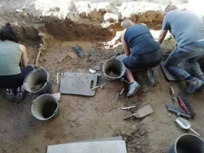 Localizan restos de fusilados en Salamanca