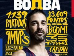 Juan Carlos Navarro se retira y se une a la sección de baloncesto del Barça