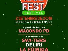 Cartel del KakiFest