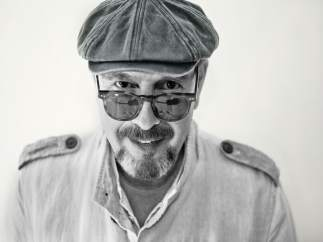 El músico Javier Ruibal.
