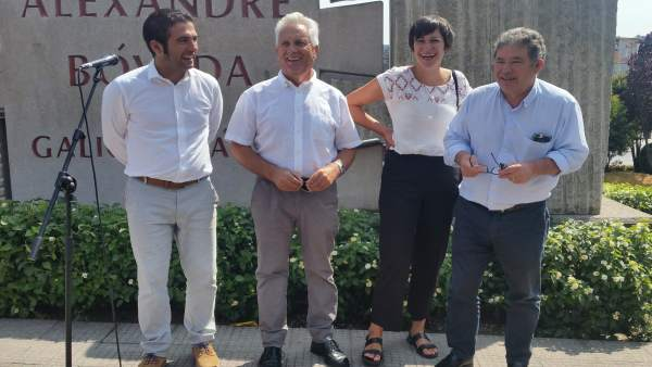 Acto de celebración del Día da Galiza Mártir