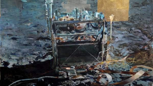 Pintura de Vicente García Lázaaro
