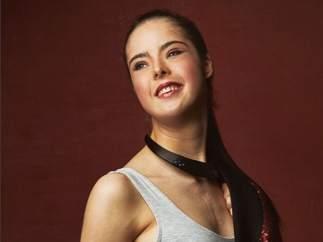 La modelo española con síndrome de Down Marián Ávila desfilará en Nueva York.