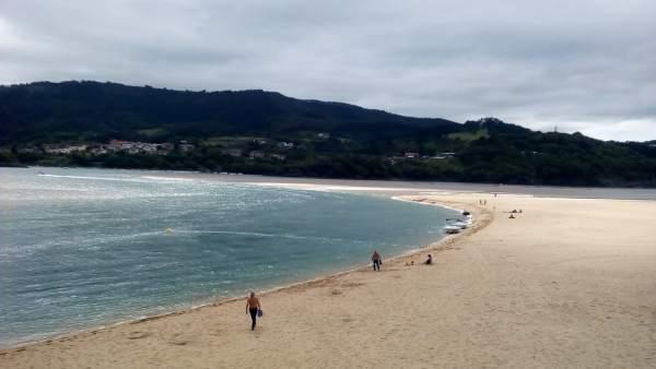 Playa vizcaína