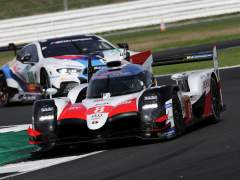 El Toyota de Fernando Alonso saldrá segundo en las 6 Horas de Silverstone