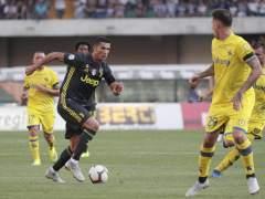 Remontada de infarto de la Juve en el debut de Cristiano Ronaldo