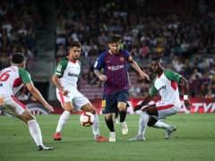 Messi lidera al Barça en su victorioso estreno liguero ante el Alavés