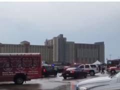 Al menos 14 heridos por una tormenta cuando hacían cola para un concierto de Backstreet Boys