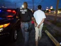 Detenido un mexicano por estancia ilegal cuando llevaba a su esposa a dar a luz en California