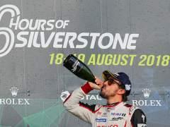 El Toyota de Fernando Alonso gana también las 6 Horas de Silverstone