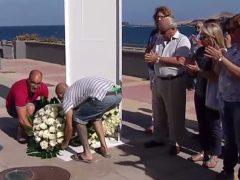 Homenaje a las víctimas del accidente de Spanair en su décimo aniversario
