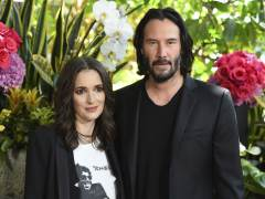 Winona Ryder y Keanu Reeves podrían llevar casados 25 años