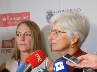 Fiscal General del Estado María José Segarra