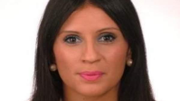 La secretaria general y portavoz del PP en La Unión, Sofía Manrubia