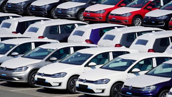 Vehículos Volkswagen