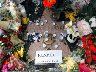 Homenajes a Aretha Franklin