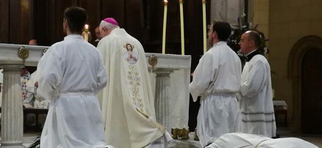 Antonio García, nuevo sacerdote en Albacete