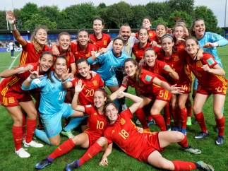 Selección española Sub-20