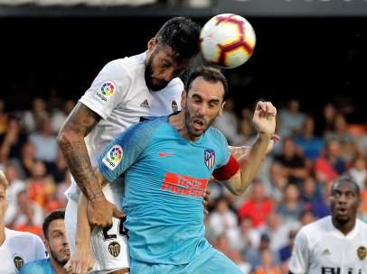 Valencia - Atlético