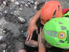 Diez muertos por el desbordamiento de un río en Italia