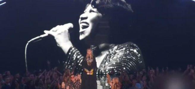 Madonna, en los MTV Video Music Award