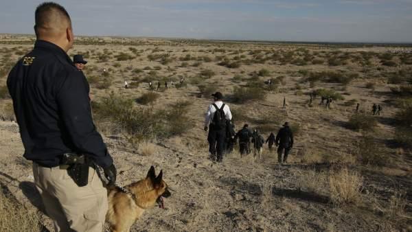 199 restos óseos en Chihuhua, México