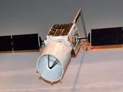 Así es Aeolus, el satélite que estudiará los vientos y mejorará las predicciones meteorológicas