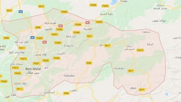 Provincia de Beni Melal.