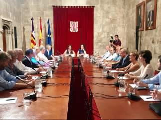 Reunión Govern y Circulo de Economia Mallorca