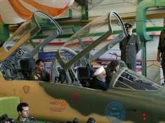 """Irán presenta su primer caza de fabricación nacional: """"EE UU no nos ataca por nuestra fuerza"""""""